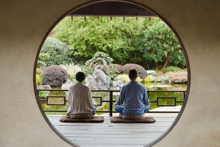 méditation japonaise