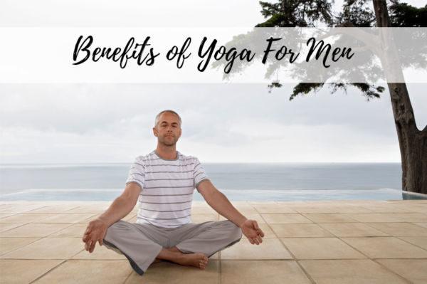 bienfaits du yoga pour les hommes