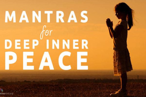 Mantras de paix