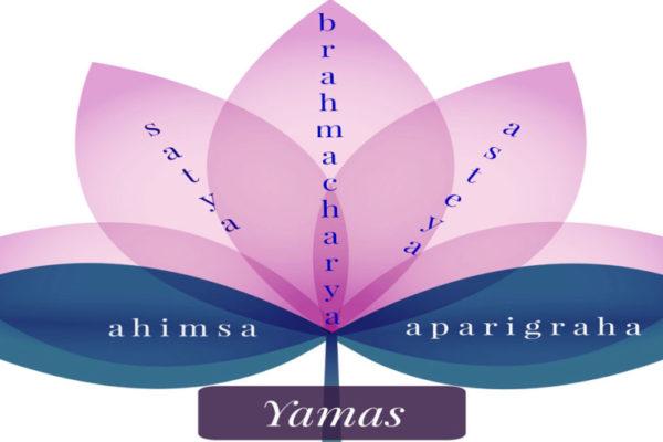 Les 5 Yamas du Yoga