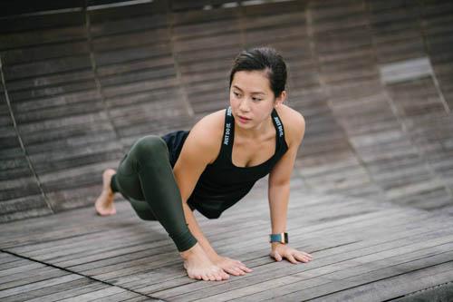Restez en forme en tant que professeur de yoga