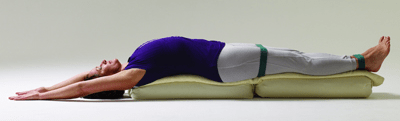 Yoga réparateur pour le soulagement de la fatigue