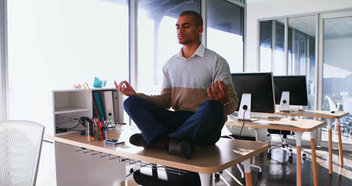 Yoga au travail