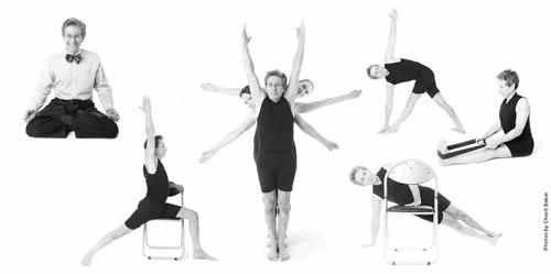 Méthode Fishman - Yoga pour l'ostéoporose
