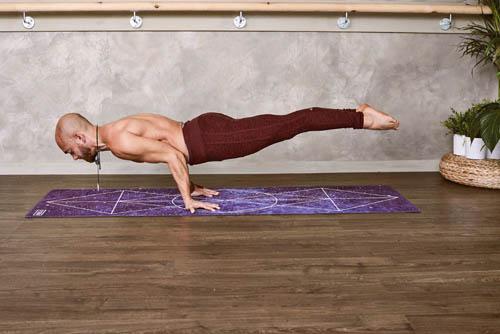 yoga performance athlétique